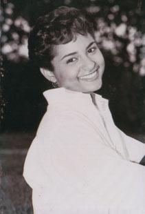 Vanessa Heidi Gabrielle Vieira 26th March 1973 to 15th August 2004